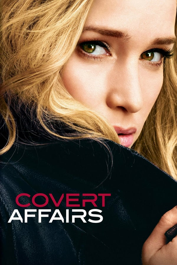 Covert Affairs – Season 3 (2012)