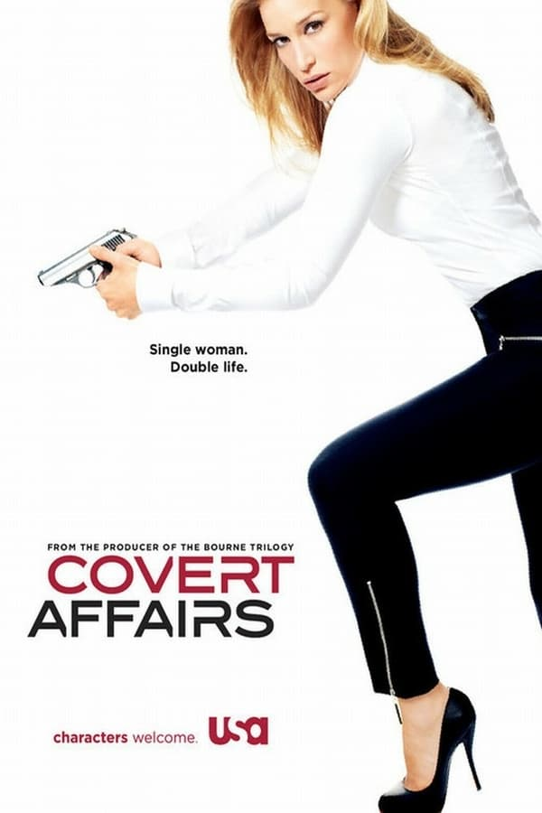 Covert Affairs – Season 1 (2010)