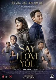 Say I Love You (2019)